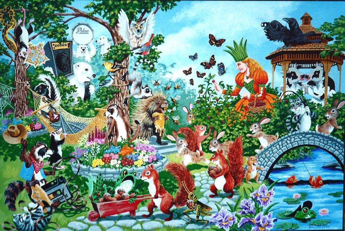 PQ Garden