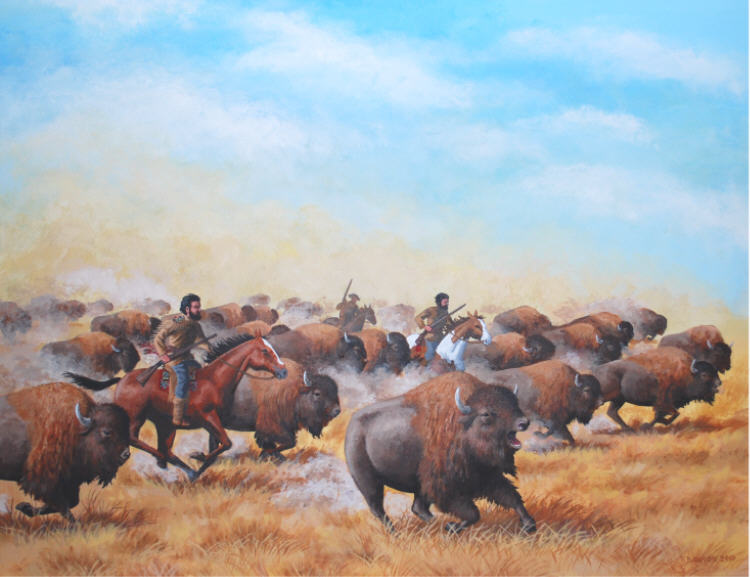compare wyatt s buffalo hunting to the approach used by the old timers Wyatt berry stapp earp (march 19, 1848 - january 13, 1929) was an american old west lawman and gambler in pima county, and deputy marshal in tombstone, arizonahe worked in a wide variety of trades throughout his life, and took part in the famous gunfight at the ok corral, during which lawmen killed three outlaw cochise county cowboys.